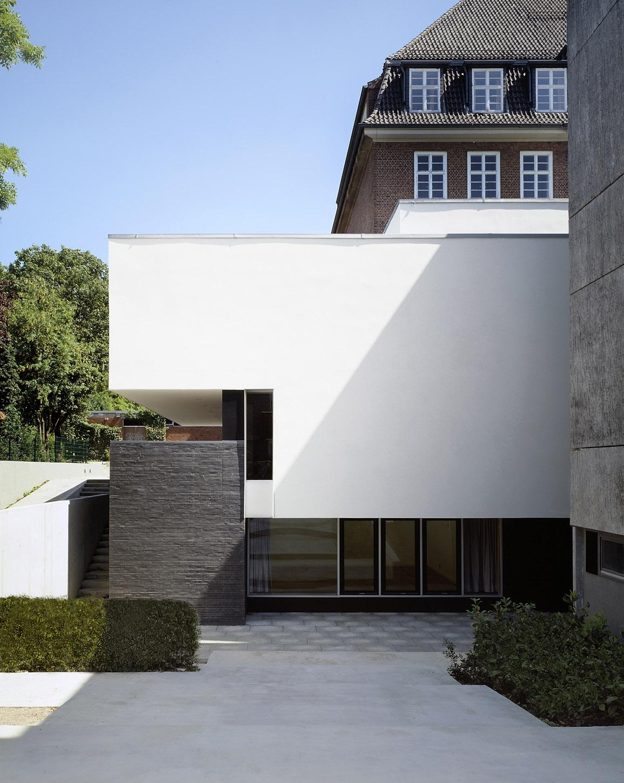 hansa gymnasium bergedorf hamburg dfz architekten. Black Bedroom Furniture Sets. Home Design Ideas