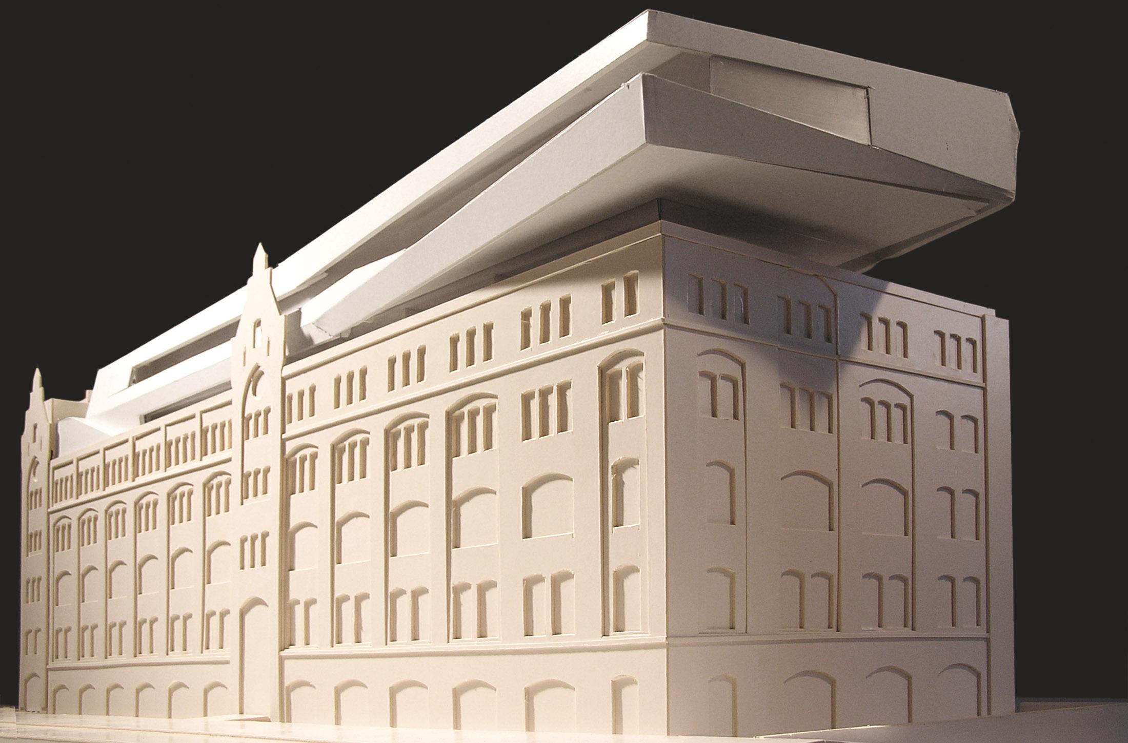 prototyp hamburg dachaufstockung dfz architekten. Black Bedroom Furniture Sets. Home Design Ideas