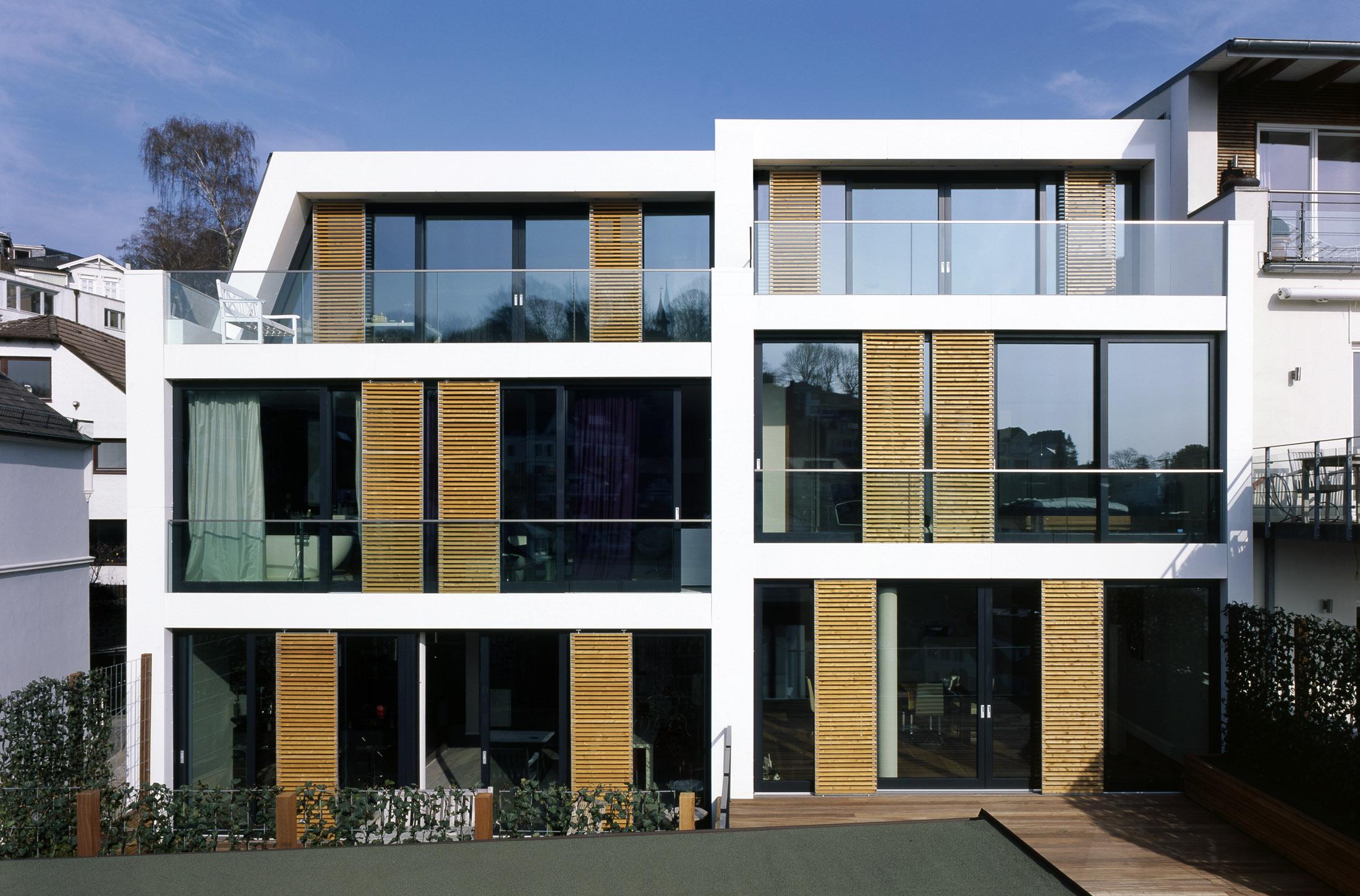 stadth user blankenese hamburg dfz architekten. Black Bedroom Furniture Sets. Home Design Ideas