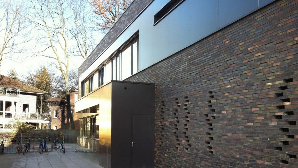 erweiterung gymnasium othmarschen hamburg dfz architekten. Black Bedroom Furniture Sets. Home Design Ideas