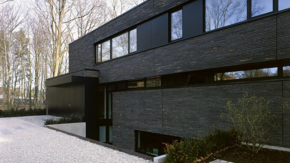 doppelhaus wellingsb ttel hamburg dfz architekten. Black Bedroom Furniture Sets. Home Design Ideas