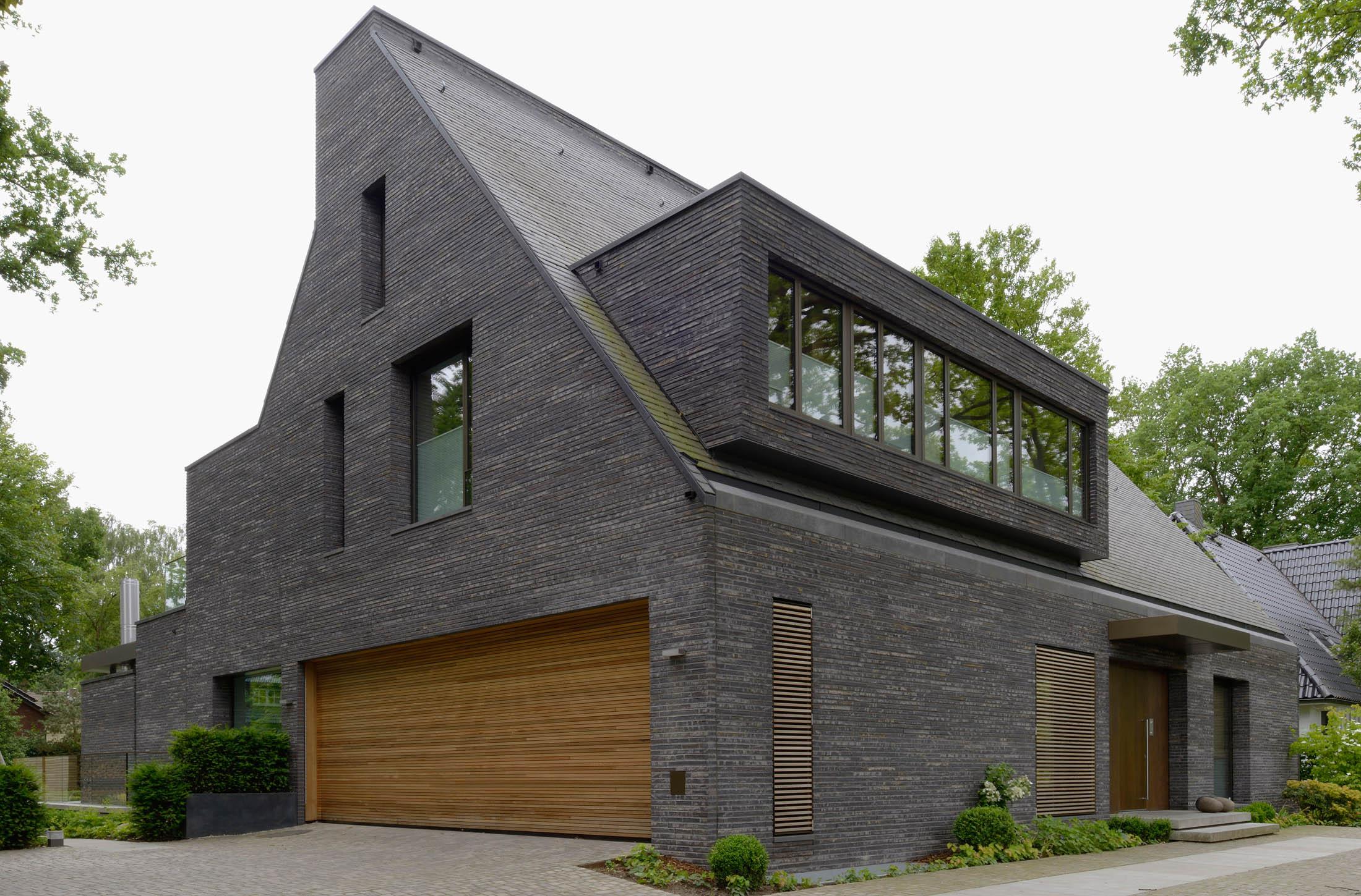 einfamilienhaus othmarschen hamburg dfz architekten. Black Bedroom Furniture Sets. Home Design Ideas