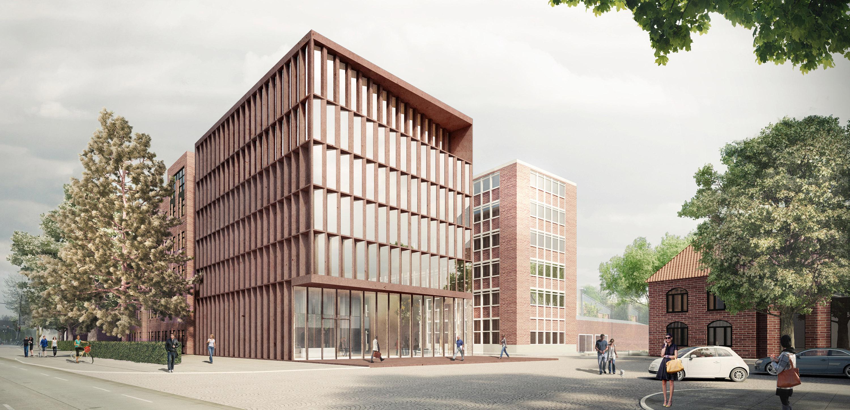 Dr gerwerk neubau haus 71 l beck dfz architekten - Architekten lubeck ...