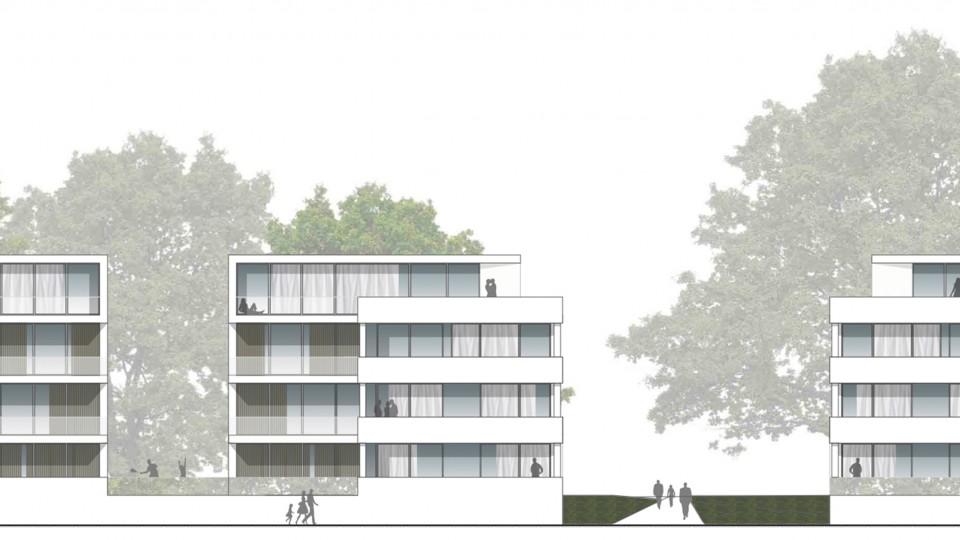 priwall waterfront travem nde l beck dfz architekten. Black Bedroom Furniture Sets. Home Design Ideas