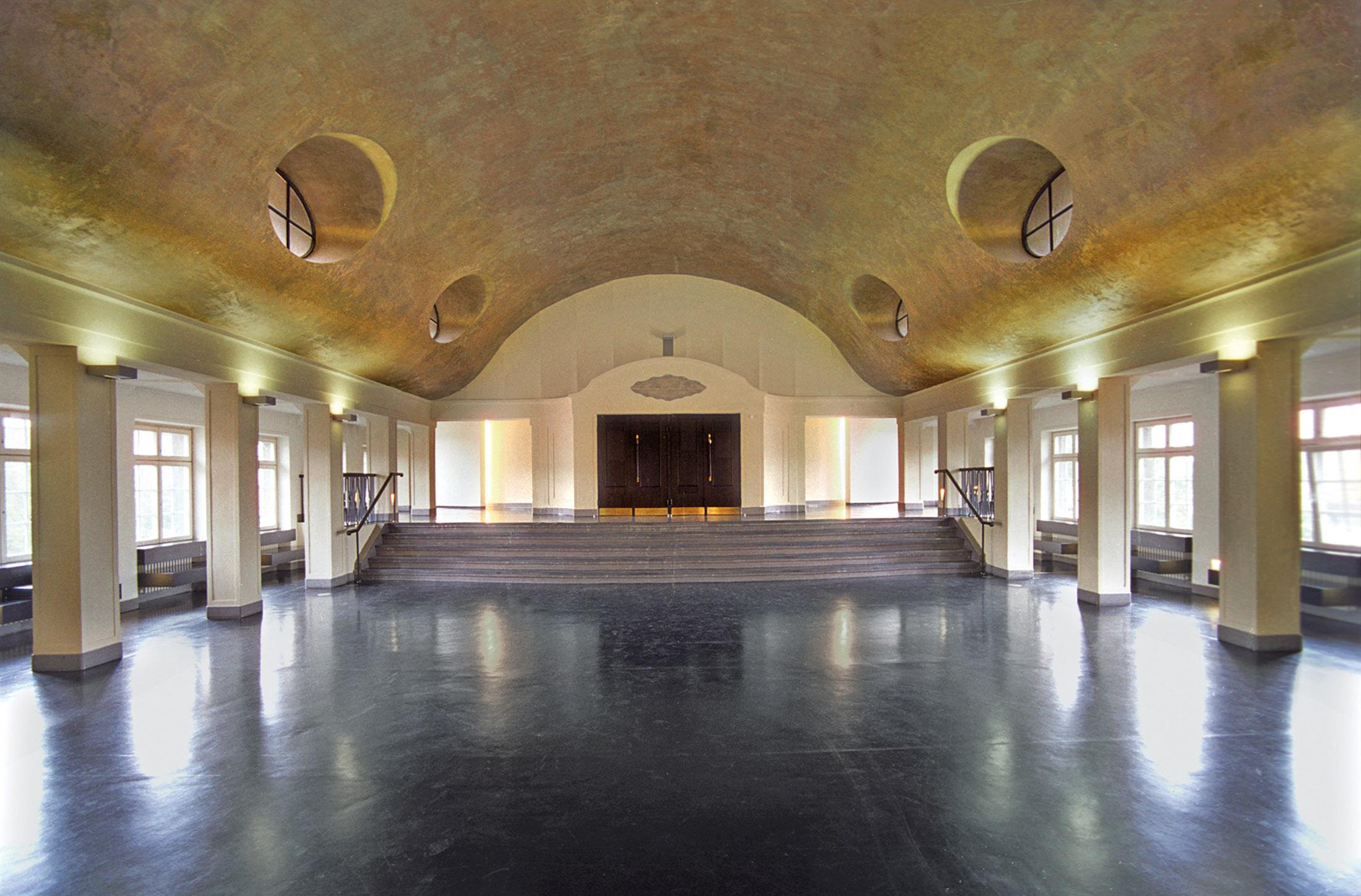 Hauptgeb ude der universit t hamburg dfz architekten for Hamburg universitat