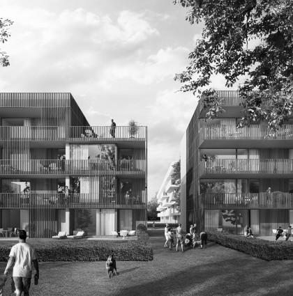 Residential Development Ifflandstraße Hamburg