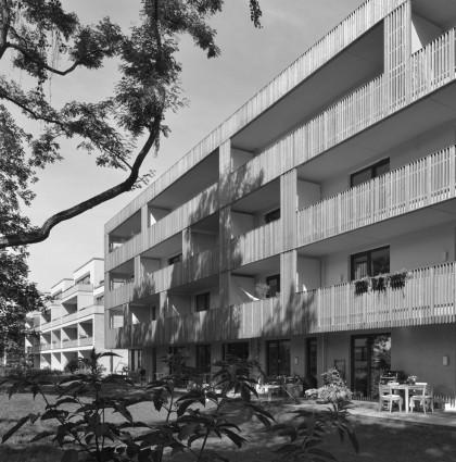 Wohnbebauung Ifflandstraße Hamburg