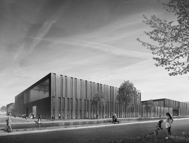 (Deutsch) Neubau des Opernfundus der Hamburger Staatsoper