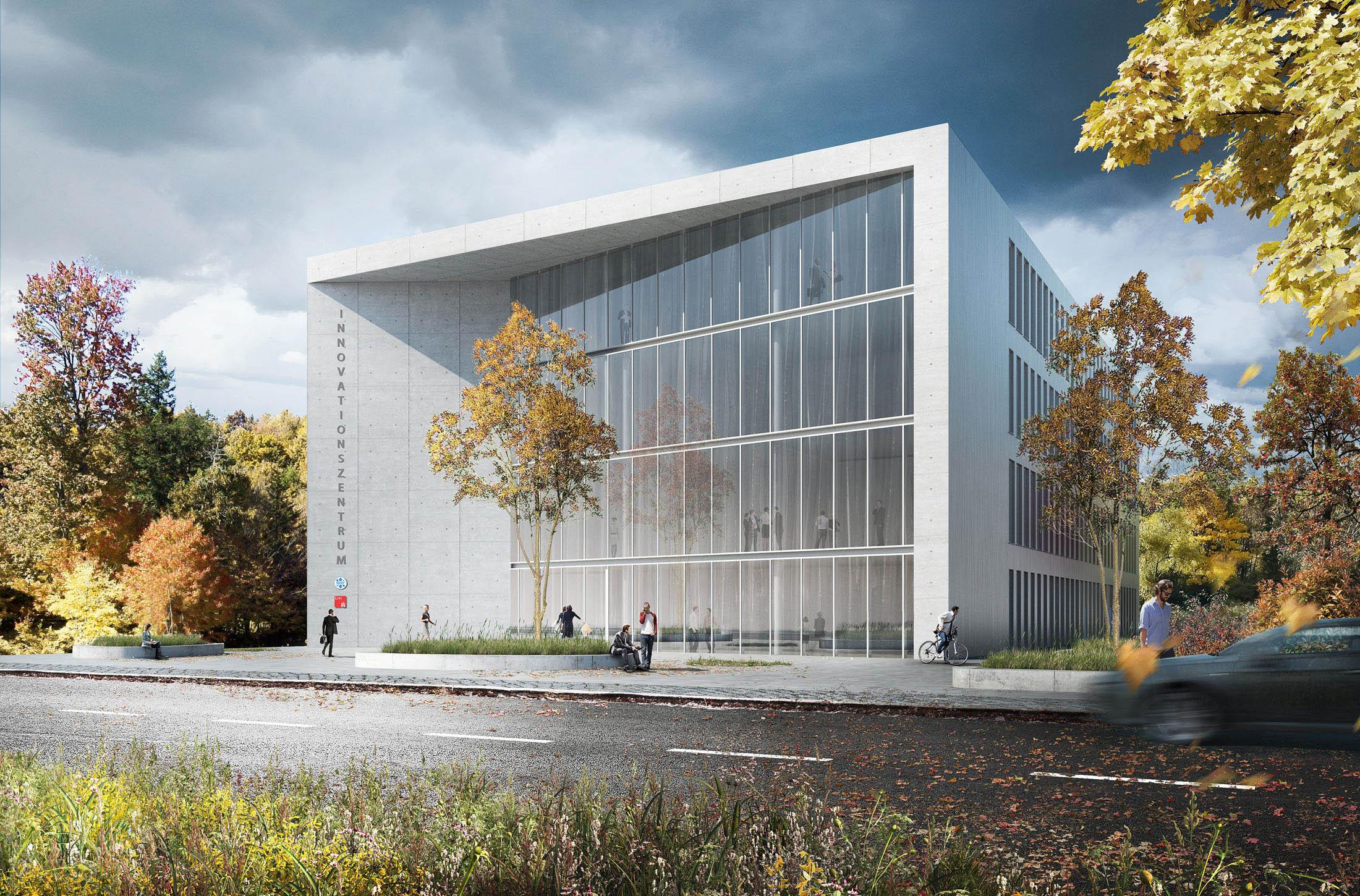 desy innovationszentrum hamburg dfz architekten. Black Bedroom Furniture Sets. Home Design Ideas