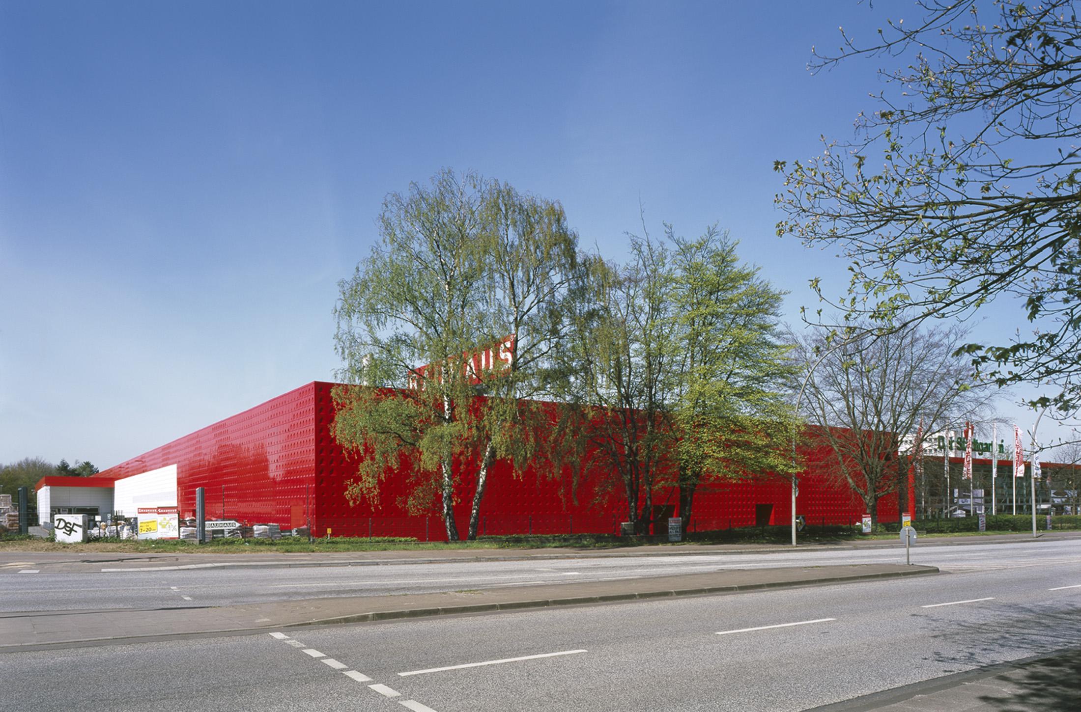 Bauhaus Hagen bauhaus store hamburg dfz architekten