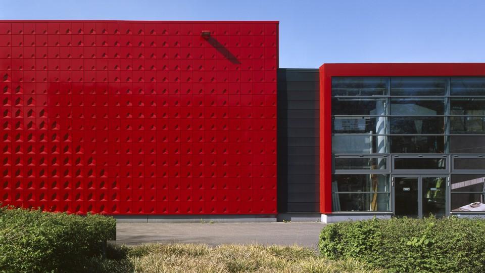 bauhaus fachcentrum hamburg dfz architekten. Black Bedroom Furniture Sets. Home Design Ideas