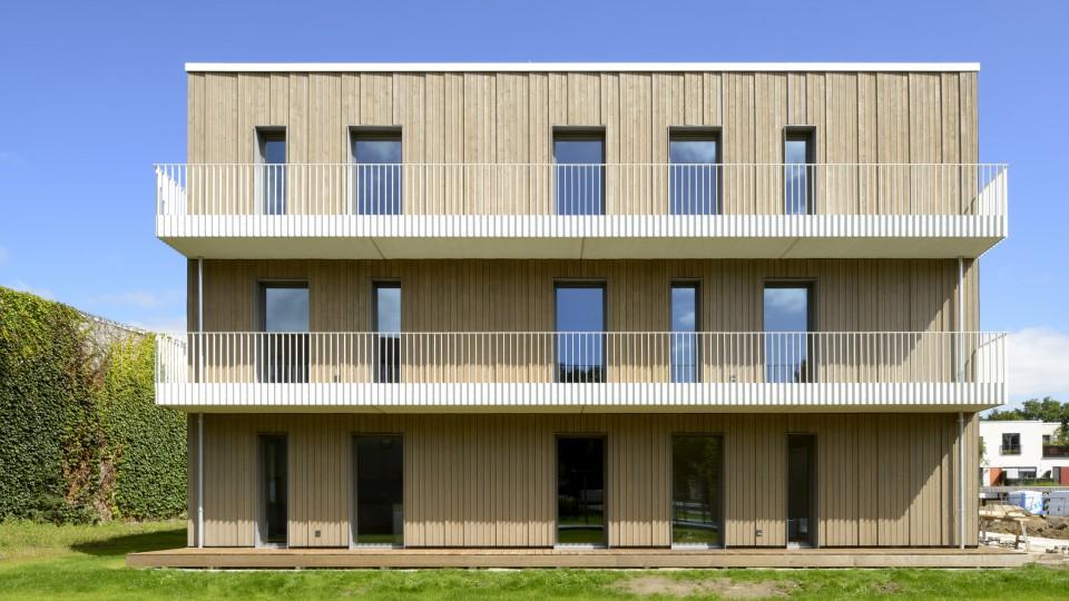 wohnquartier oxpark hamburg dfz architekten. Black Bedroom Furniture Sets. Home Design Ideas