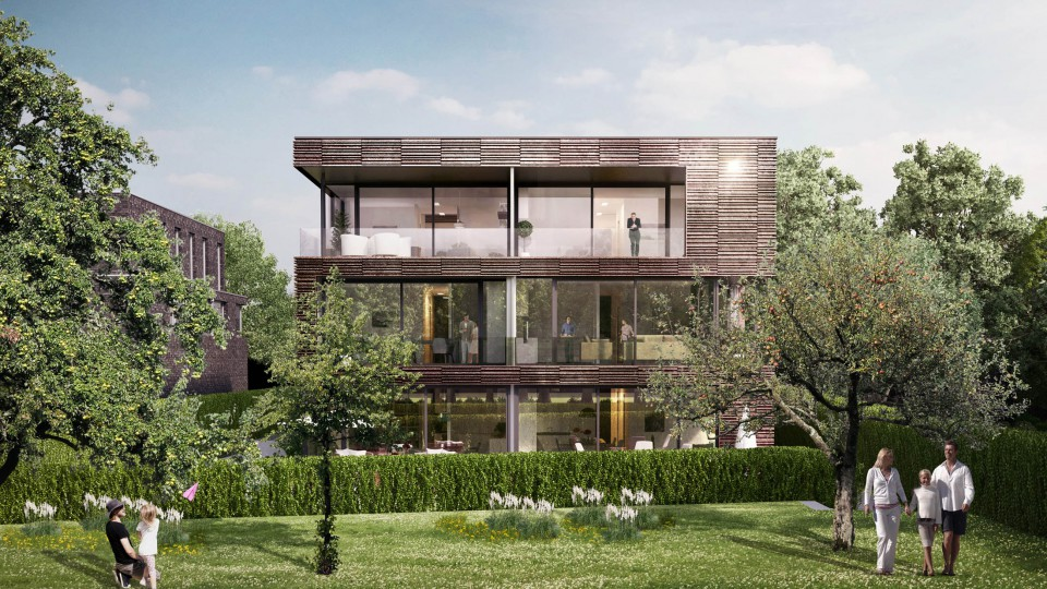 elbchaussee 81 hamburg dfz architekten. Black Bedroom Furniture Sets. Home Design Ideas