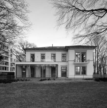 Villa Therese im Heinepark Hamburg