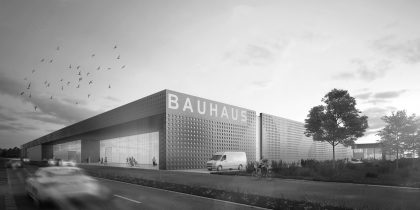 BAUHAUS Store Mannheim