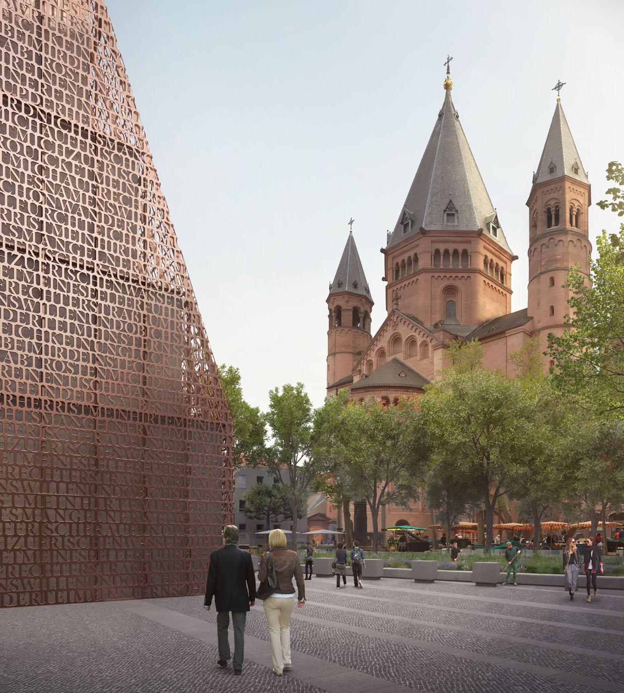 Architekten In Mainz gutenberg museum mainz dfz architekten