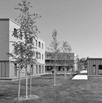 Wohnquartier Oxpark Hamburg