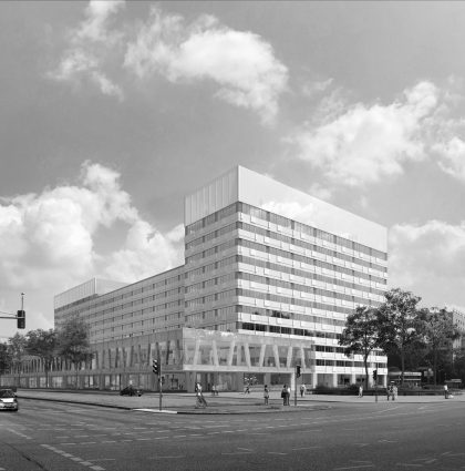 Haus der Statistik Berlin