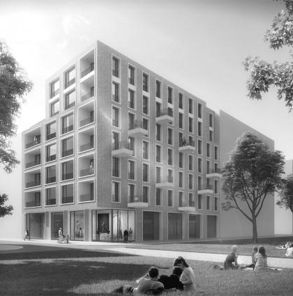 Mitte Altona Block Ib. 03, Baufeld 1 Hamburg