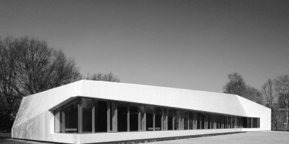Pausenmehrzweckhalle Goethe-Gymnasium Lurup Hamburg