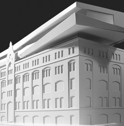 Prototyp Hamburg – Dachaufstockung