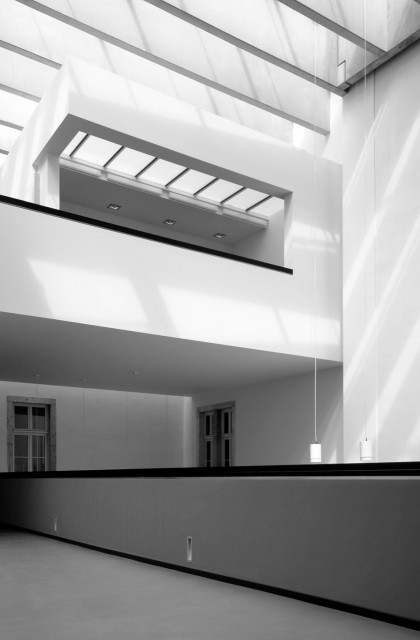 Hauptgebäude Hochschule Mittweida