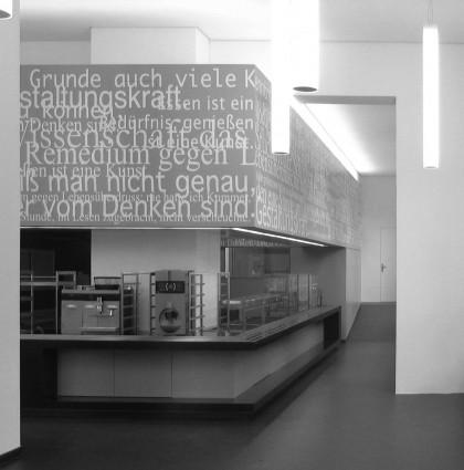 Zentralgebäude HTW Dresden