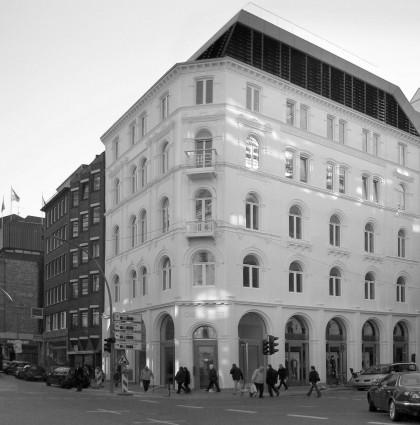 Bürohaus am Alstertor Hamburg
