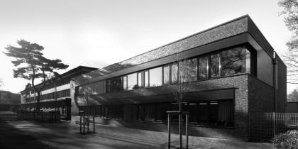 Erweiterung Gymnasium Othmarschen Hamburg