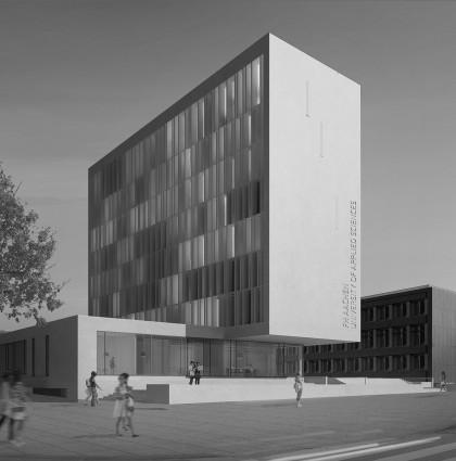 Verwaltungsgebäude Fachhochschule Aachen