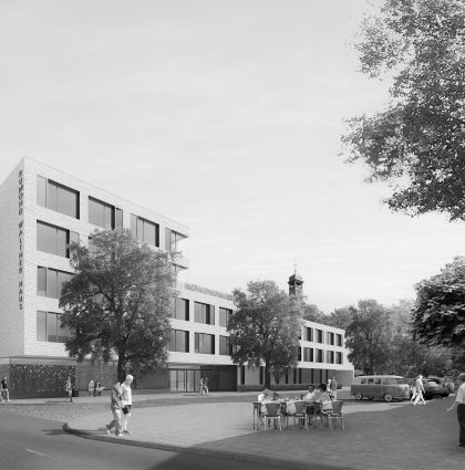 Rumond-Walther-Haus Hamburg