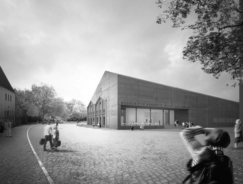 Museum für konkrete Kunst und Design Ingolstadt