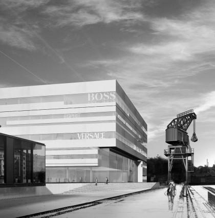 Modezentrum Osthafen
