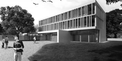 Erweiterungsbau Generalkonsulat der VR China Hamburg
