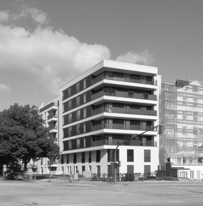 Wohnbebauung Martinistraße Hamburg