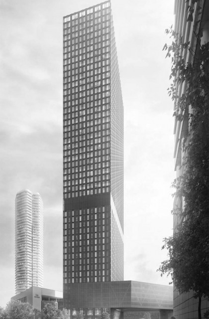 Tower 1 – Bürohochhaus Frankfurt