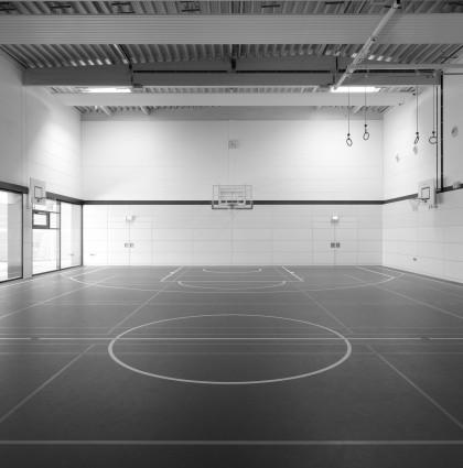 Mehrzweckhalle Stadtteilschule Blankenese Hamburg