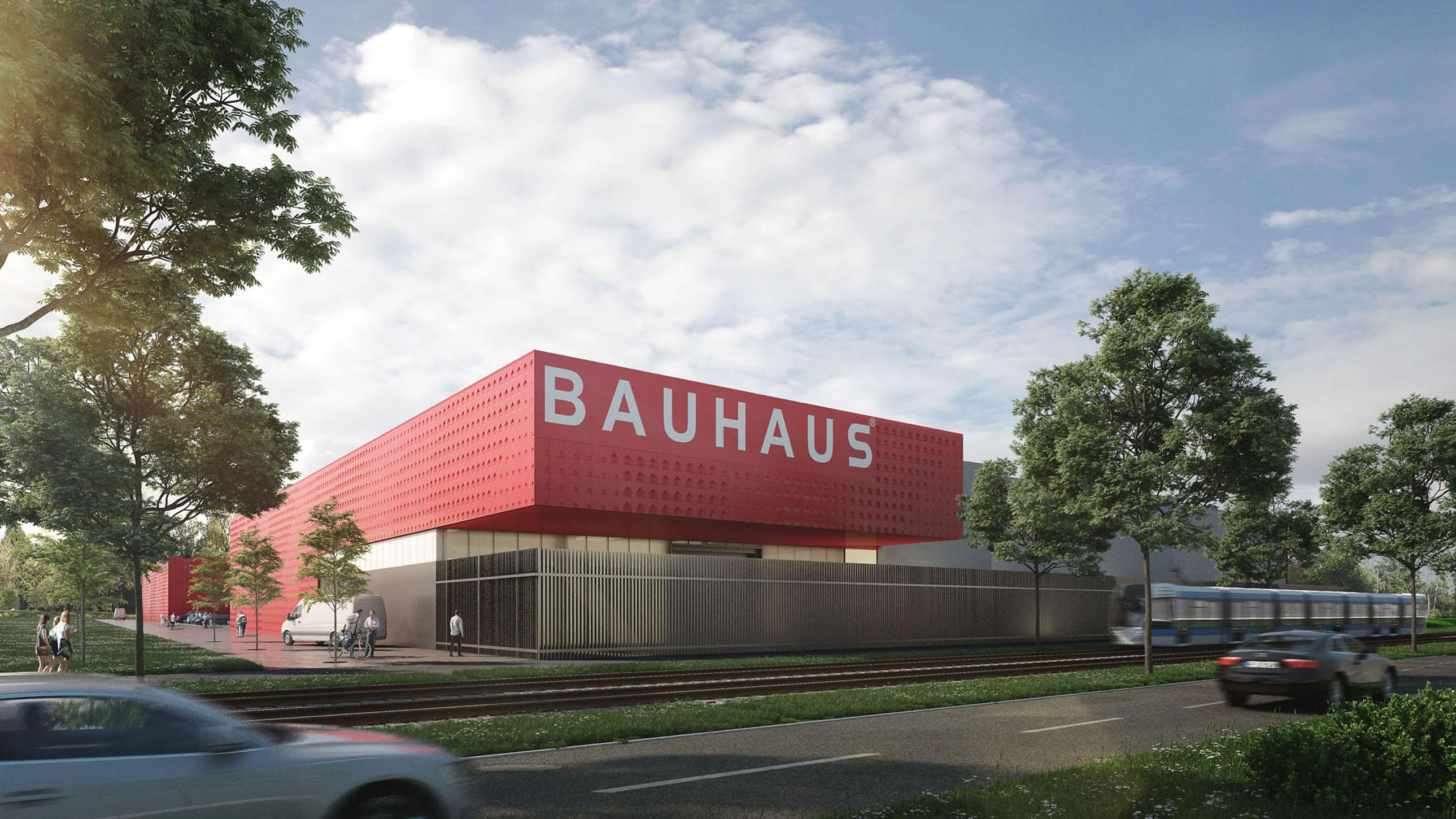Bauhaus Parkhaus Mannheim