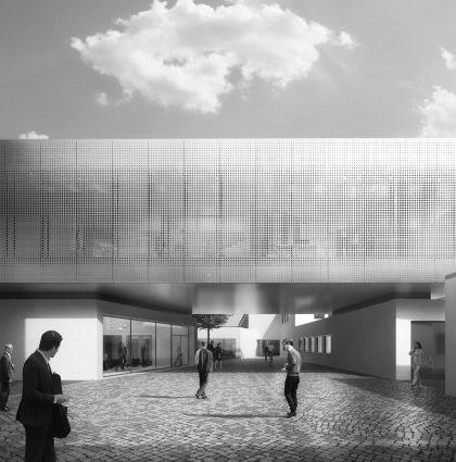 Hermes Innovation Center Hamburg