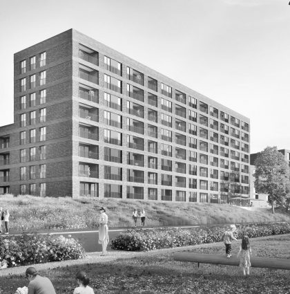Pergolenviertel Baufeld 10 Hamburg