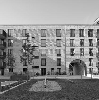 Pergolenviertel Baufeld 2b Hamburg