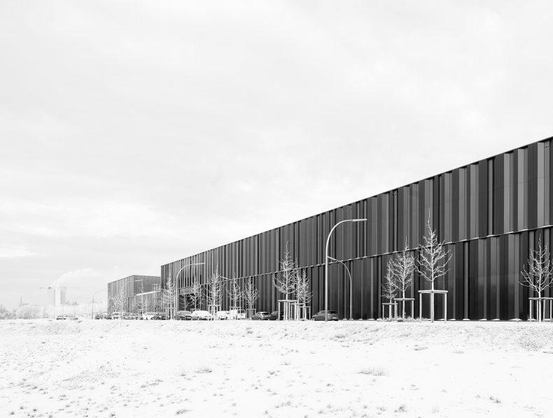 Neubau des Opernfundus der Hamburger Staatsoper