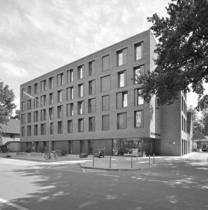 New build Alte Bäckerei Hamburg