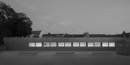 Einfeldturnhalle Reuchlin-Gymnasium Ingolstadt