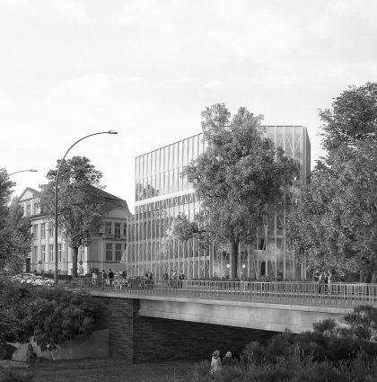 Erweiterung der Bucerius Law School Hamburg