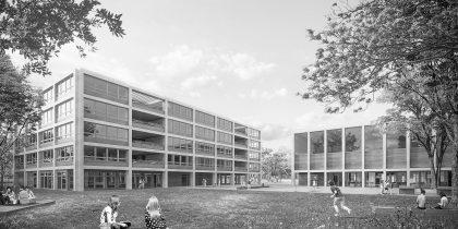 Schulstandort Sandinostrasse Berlin